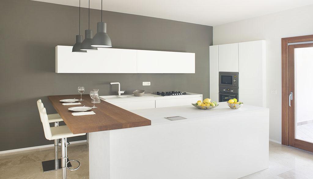 Interior Design Intuizioni d'Arredo: cucina