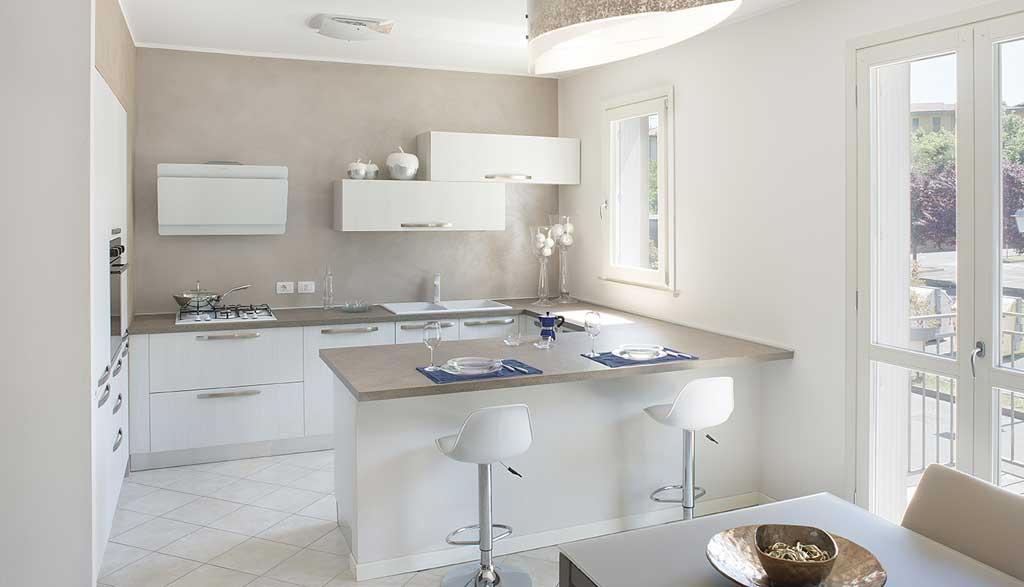 Progettazione d'interni: arredamento cucina