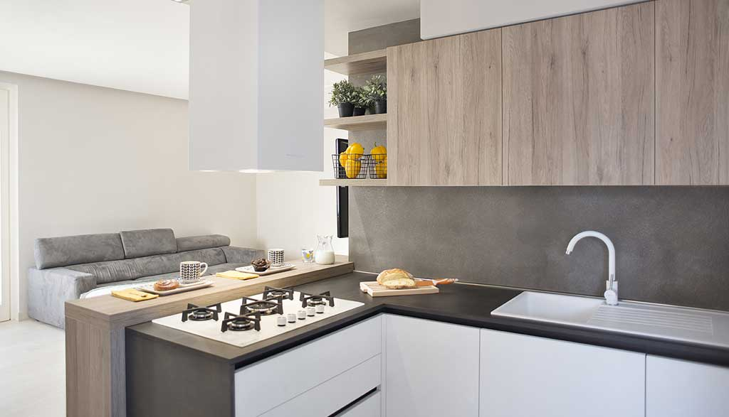 Progettazione cucina a Brescia