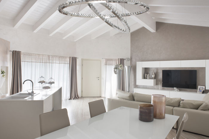 Foto di arredamento casa arredi shabby with foto di for Migliori riviste arredamento