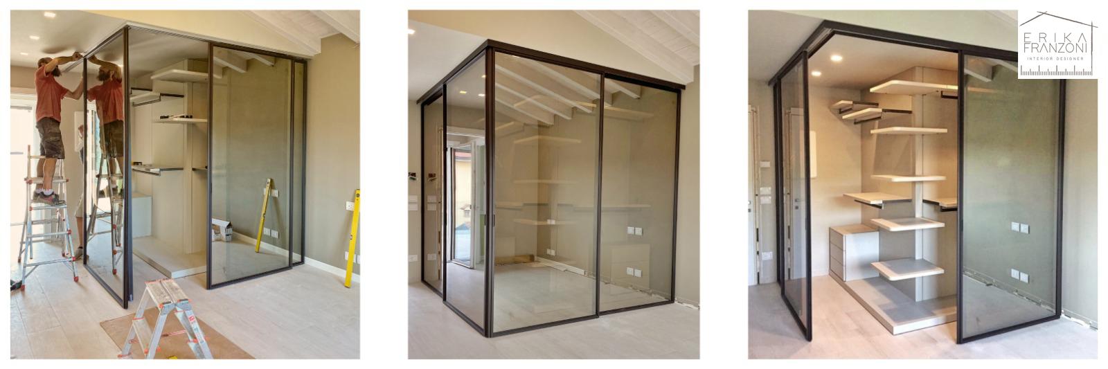 Come scegliere la cabina armadio giusta per te? Erika Franzoni Interior Designer Intuizioni d'arredo