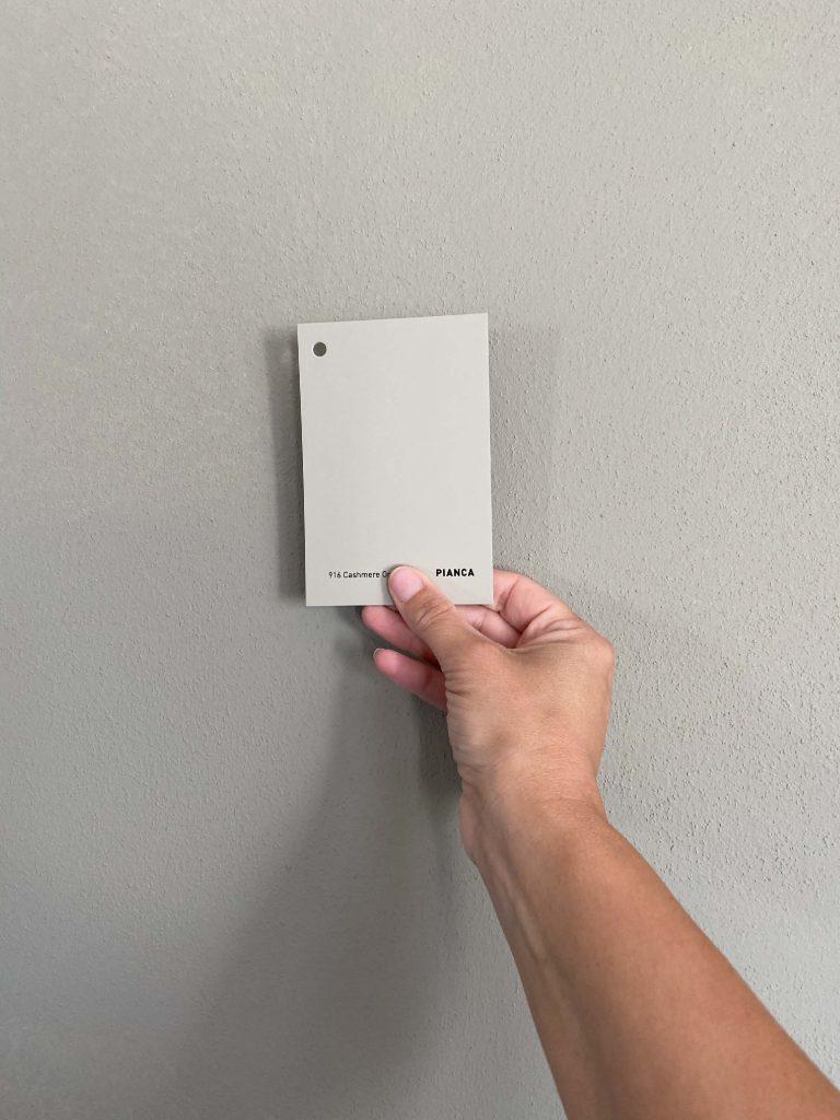 Le 11 cose che devi fare per scegliere il colore giusto delle pareti di casa tua! Erika Franzoni Interior Designer