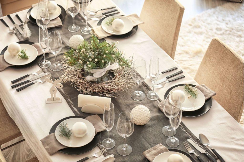 Interior Style Natalizio: Decorare la tavola per le feste!