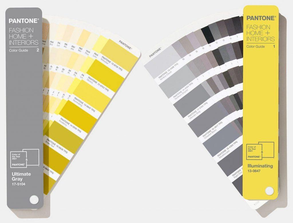 Pantone: Colore dell'anno 2021