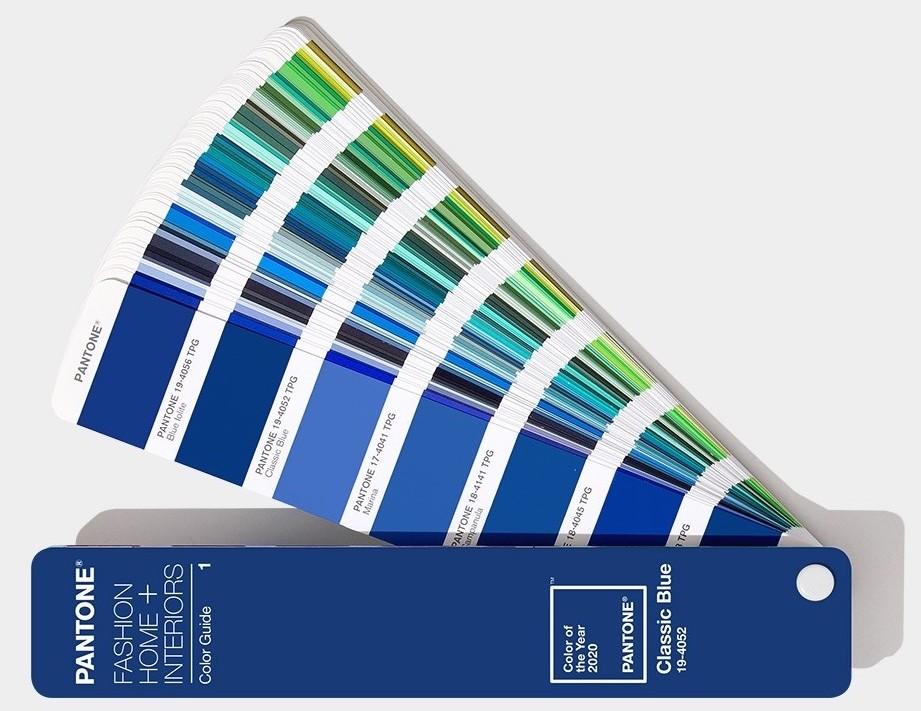Pantone: Colore dell'anno 2020