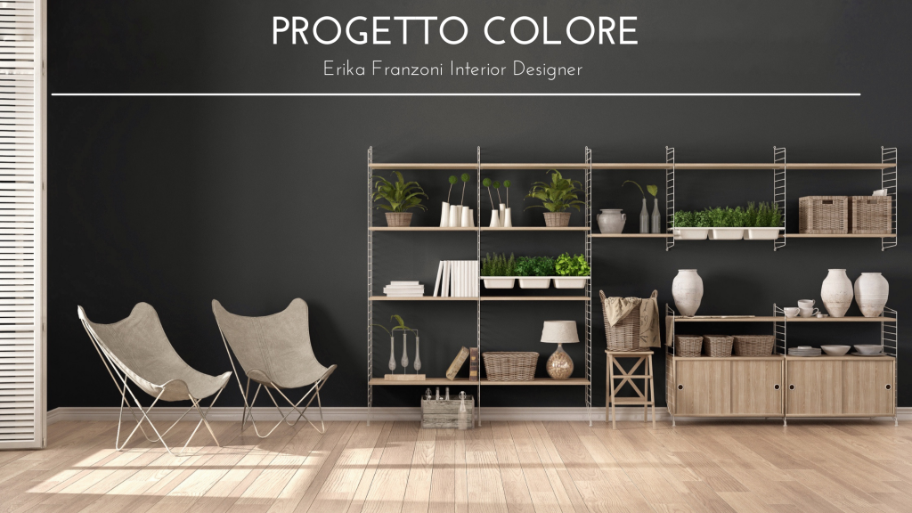 Abbinare i colori di pareti, pavimenti ed arredamento